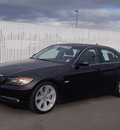 bmw 3 series 2008 black sedan 335i gasoline 6 cylinders rear wheel drive automatic 99352