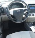 hyundai elantra 2009 gray sedan gls gasoline 4 cylinders front wheel drive automatic 76234