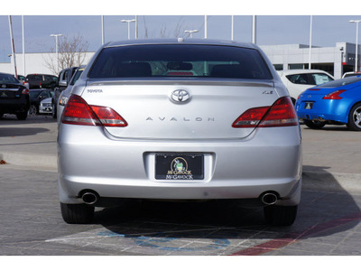 toyota avalon 2009 silver sedan xls gasoline 6 cylinders front wheel drive automatic 79119