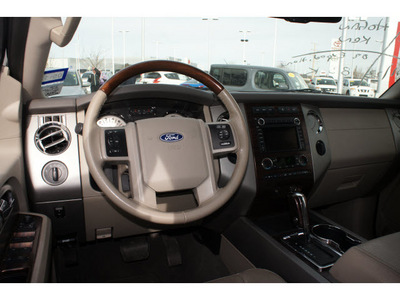 ford expedition el 2008 tan suv limited gasoline 8 cylinders 4 wheel drive automatic 79119