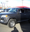 toyota 4runner 2011 gray suv gasoline 6 cylinders 4 wheel drive automatic 79925