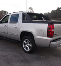 chevrolet avalanche 2011 silver suv ls flex fuel 8 cylinders 2 wheel drive automatic 78016