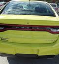 dodge dart 2013 citrus peel sedan sxt gasoline 4 cylinders front wheel drive automatic 34731
