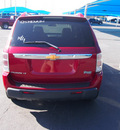 chevrolet equinox 2006 red suv lt gasoline 6 cylinders front wheel drive automatic 76234