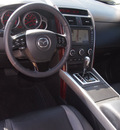 mazda cx 9 2009 gray suv grand touring gasoline 6 cylinders front wheel drive automatic 76108