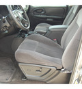 chevrolet trailblazer 2008 gray suv lt gasoline 6 cylinders 4 wheel drive automatic with overdrive 77642