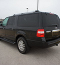 ford expedition el 2012 black suv limited flex fuel 8 cylinders 2 wheel drive automatic 75119