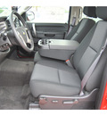 chevrolet silverado 1500 2013 red lt flex fuel 8 cylinders 2 wheel drive not specified 77090