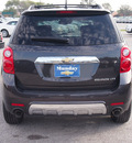 chevrolet equinox 2013 dk  gray suv ltz gasoline 6 cylinders front wheel drive not specified 77090