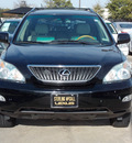 lexus rx 330 2006 black suv gasoline 6 cylinders front wheel drive automatic 77074