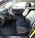 lexus rx 400h 2007 black suv hybrid 6 cylinders front wheel drive automatic 77074