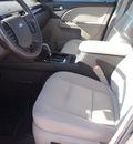 ford taurus 2008 lt  gray sedan sel gasoline 6 cylinders front wheel drive automatic 76108