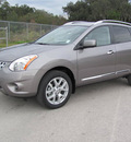 nissan rogue 2013 platinum graphite sl gasoline 4 cylinders front wheel drive automatic 33884