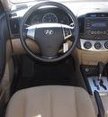 hyundai elantra 2010 silver sedan 4dr gasoline 4 cylinders front wheel drive automatic 76108