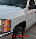 chevrolet silverado 1500 2012 white lt 8 cylinders automatic 76051