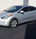 hyundai elantra 2011 silver sedan limited gasoline 4 cylinders front wheel drive automatic with overdrive 77802
