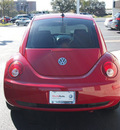 volkswagen new beetle 2008 red hatchback gasoline 5 cylinders front wheel drive 5 speed manual 77802