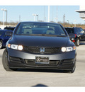 honda civic 2010 gray coupe lx 4 cylinders automatic 78626