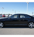 mercedes benz s class 2011 black sedan s550 8 cylinders automatic 78626