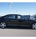 mercedes benz s class 2011 black sedan s550 8 cylinders automatic 78626