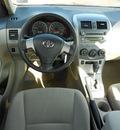 toyota corolla 2011 tan sedan le gasoline 4 cylinders front wheel drive automatic 75901