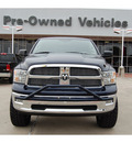 ram 1500 2012 dk  blue lone star gasoline 8 cylinders 4 wheel drive automatic with overdrive 77642