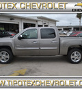 chevrolet silverado 1500 2013 gray lt flex fuel v8 2 wheel drive automatic 78521