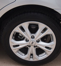 ford fusion 2012 silver sedan se gasoline 4 cylinders front wheel drive automatic 76011