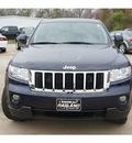 jeep grand cherokee 2013 dk  blue suv laredo gasoline 6 cylinders 2 wheel drive not specified 77515