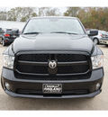 ram 1500 2013 black express gasoline 8 cylinders 2 wheel drive not specified 77515