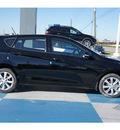 hyundai accent 2013 black hatchback se m t gasoline 4 cylinders front wheel drive standard 77094