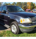 ford expedition 2001 dk  blue suv xlt 8 cylinders automatic 28217