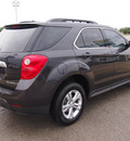 chevrolet equinox 2013 dk  gray lt gasoline 4 cylinders front wheel drive 6 speed automatic 78224