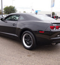 chevrolet camaro 2013 black coupe ls gasoline 6 cylinders rear wheel drive 6 speed manual 78224
