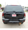 chevrolet trailblazer 2006 black suv ls gasoline 6 cylinders rear wheel drive automatic with overdrive 77642