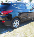 hyundai tucson 2013 black gls gasoline 4 cylinders front wheel drive autostick 77065