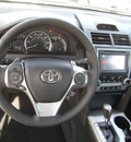 toyota camry 2012 gray sedan se gasoline 4 cylinders front wheel drive automatic 75569