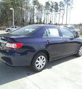 toyota corolla 2013 blue sedan l gasoline 4 cylinders front wheel drive 5 speed manual 75569