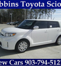 scion xb 2012 white suv gasoline 4 cylinders front wheel drive automatic 75569