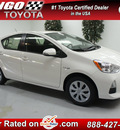 toyota prius 2012 white hatchback two hybrid 4 cylinders front wheel drive automatic 91731