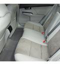 toyota camry hybrid 2012 white sedan xle hybrid 4 cylinders front wheel drive automatic 91731