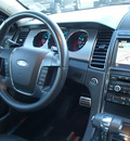 ford taurus 2010 gray sedan sho gasoline 6 cylinders all whee drive automatic 99352