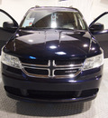 dodge journey 2011 blue express gasoline 4 cylinders front wheel drive automatic 75219