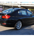 bmw 3 series 2013 black sedan 328i gasoline 4 cylinders rear wheel drive automatic 77002