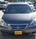 honda odyssey 2007 silver van ex l gasoline 6 cylinders front wheel drive automatic with overdrive 77340