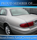 buick lesabre 2004 silver sedan limited gasoline 6 cylinders front wheel drive automatic 13350