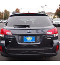 subaru outback 2011 graphite gray wagon 2 5i premium gasoline 4 cylinders all whee drive shiftable automatic 07701