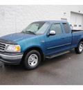 ford f 150 2000 blue xl gasoline v6 rear wheel drive automatic 44060