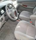 toyota corolla 2008 phantom grey sedan le gasoline 4 cylinders front wheel drive automatic 80905