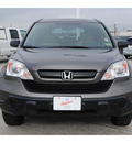 honda cr v 2009 gray suv lx gasoline 4 cylinders front wheel drive automatic 77025